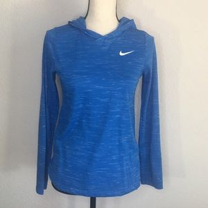 Nike unisex dri-fit lightweight long sleeve hoodie
